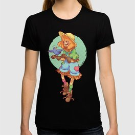 Scarecrow Girl T-shirt