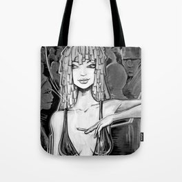 Night Life NB Tote Bag