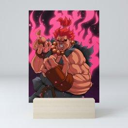 Akuma Mini Art Print