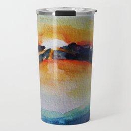 Saving Sunset Travel Mug