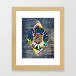 ▲ KAUAI ▲ Framed Art Print