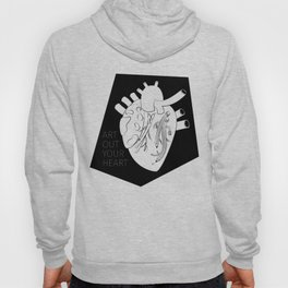 Art Out Your Heart Hoody