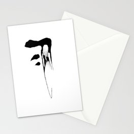 The Darkness Stationery Cards