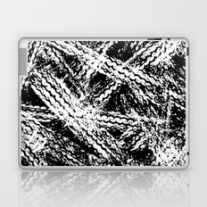 Desert Tracks Laptop & iPad Skin