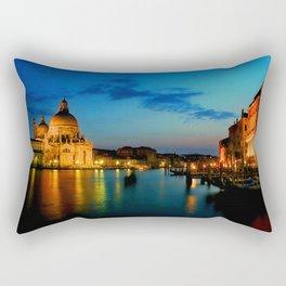 Italy. Venice celebration Rectangular Pillow