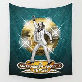 A Midsummer Night's Fever Wall Tapestry