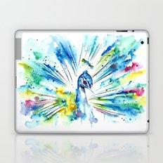 Tranquil Peacock Laptop & iPad Skin