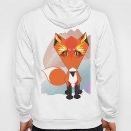 Foxy Flourish Hoody