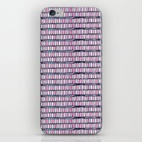 buildings iPhone & iPod Skins featuring buildings by Mariana Beldi