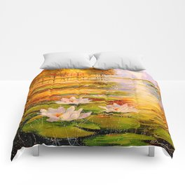 The pond Comforters