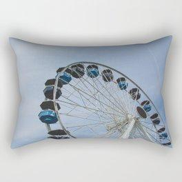 Redneck Santa Monica Rectangular Pillow