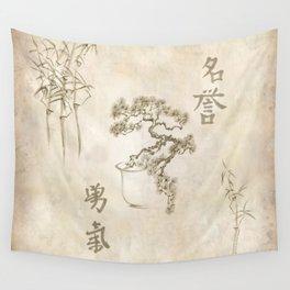 Zen Wall Tapestry