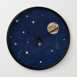 Good Night Wall Clock