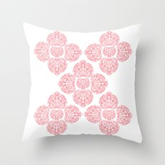 HEART PATTERN Throw Pillow