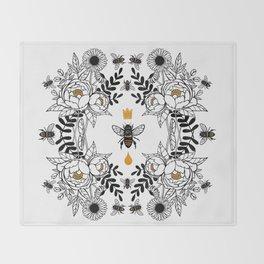 Queen Bee Decke