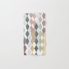 Rhombuses 2 Hand & Bath Towel