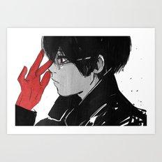 Sasaki  Art Print