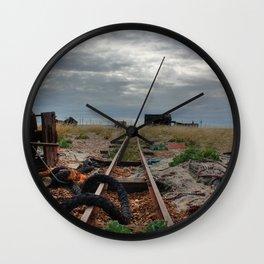 Forgotten Journey Wall Clock
