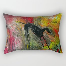 Greyhounds Rectangular Pillow