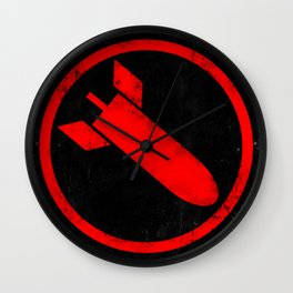 Quake - Rocket Arena Wall Clock