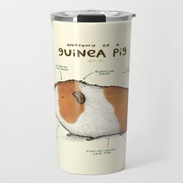 Anatomy of a Guinea Pig Travel Mug