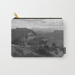 Island in the Sky Carry-All Pouch