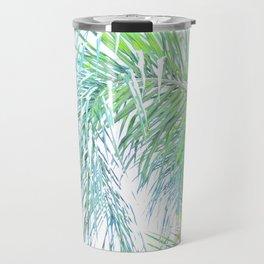 Palm in Sunlight Travel Mug