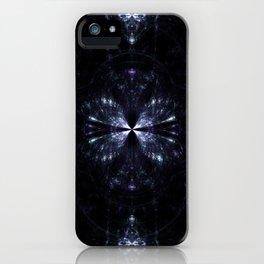 Weird Glass in the Dark iPhone Case