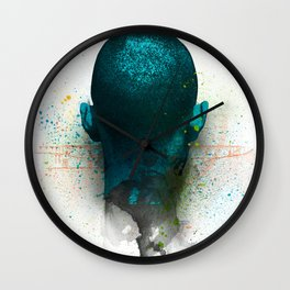 Mythologie Wall Clock