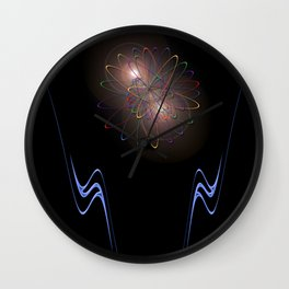 Magical Light and Energy 10 Wall Clock