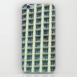 Tel Aviv - Crown plaza hotel Pattern iPhone Skin