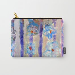 Love Among the Flowers Carry-All Pouch