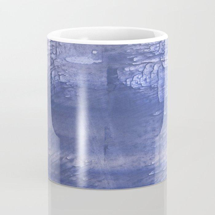 Dark blue abstract Coffee Mug