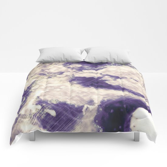 Abstract 45 Comforters