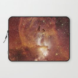 Star Clusters Space Exploration Laptop Sleeve