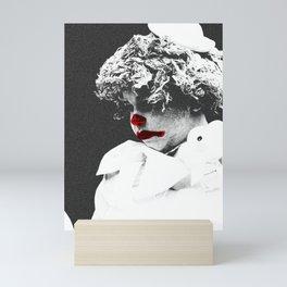 Clown 3 Mini Art Print