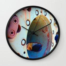 Gears of War Long Ago Wall Clock