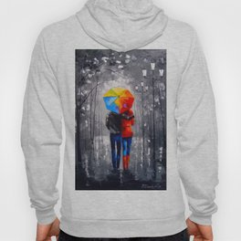 Bright walk Hoody