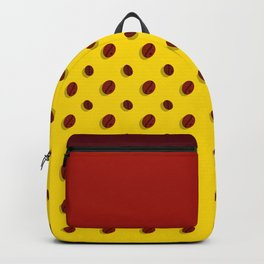 Amazed Coffee Beans Backpack
