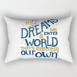 Albus Dumbledore Rectangular Pillow