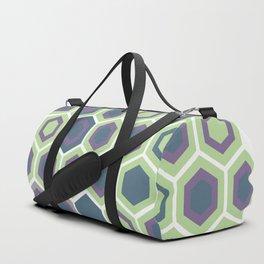 Honycomb Art Deco Duffle Bag