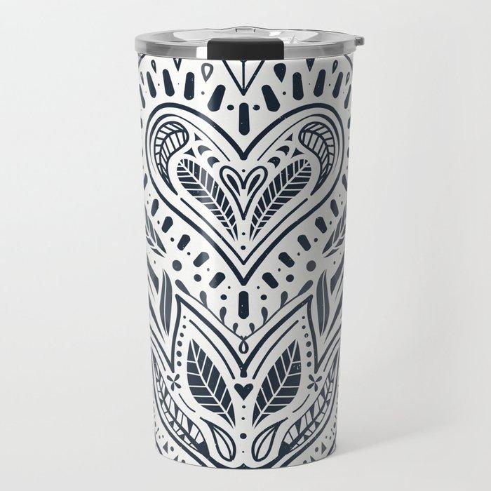 Pattern Folklore 3 Travel Mug P8Ok0wn