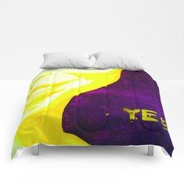 Say Yes Comforters