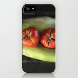 Farm Produce iPhone Case