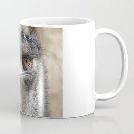 Inquisitive Emu Coffee Mug