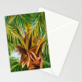 Majestic Palm Stationery Cards