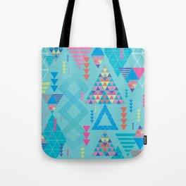 GeoTribal Pattern #010 Tote Bag