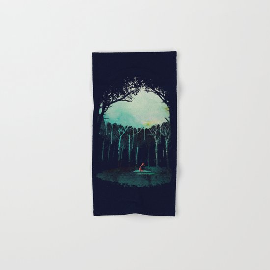 Deep in the forest Hand & Bath Towel