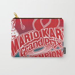 Mario Kart 8 Champion Carry-All Pouch