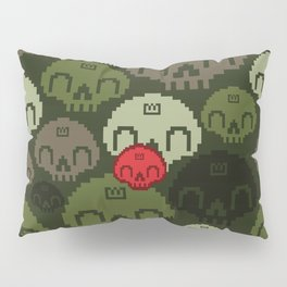 Jungle Camo Pillow Sham